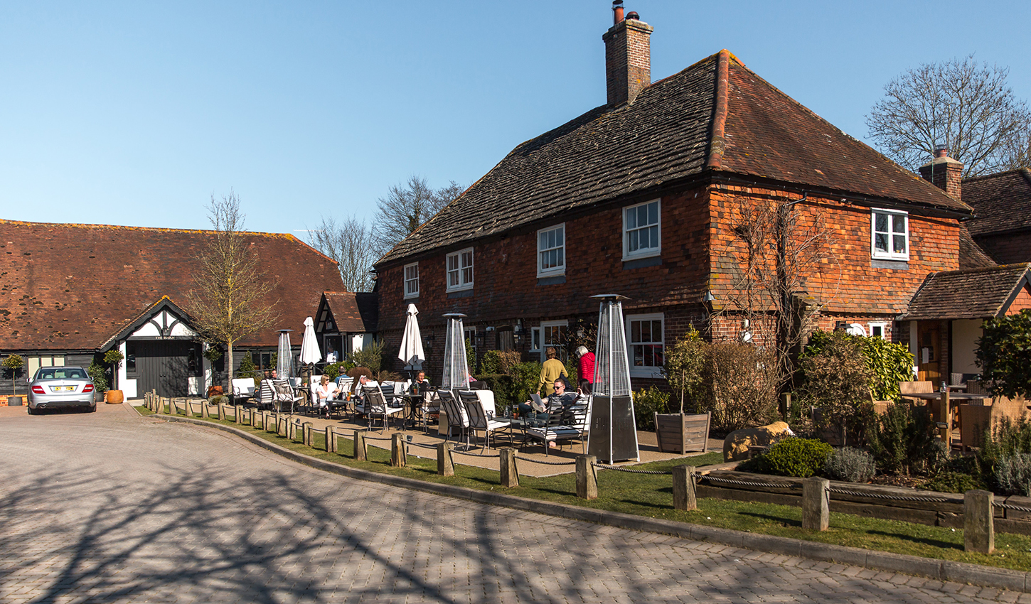 The Red Barn A Stunning Young S Pub Serving Seasonal Food In Surrey